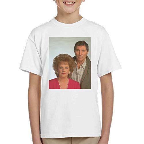TV Times Rita Sullivan & Alan Bradley Coronation Street Kid's T-shirt
