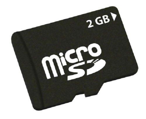 ExtreMemory MicroSD-geheugenkaart 2GB Retail met 2 adapters
