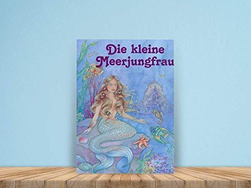 Kleine Meerjungfrau / eine spannende Geschichte mit dem Namen des bzw. IHRES Kindes