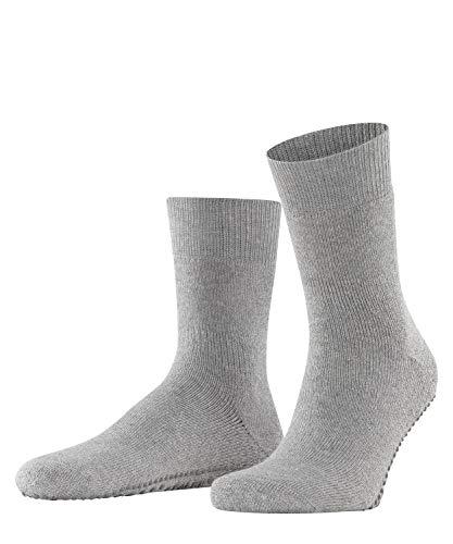 FALKE Unisex Socken, Homepads SO- 16500, Grau (Light Grey)39-42