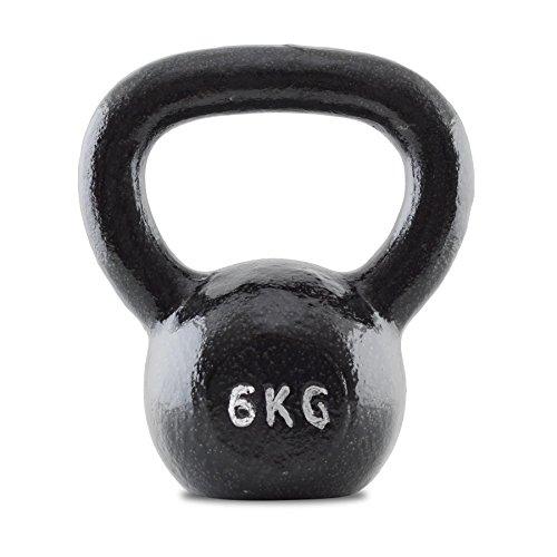 Bodymax 6kg Kettlebell Cast Iron