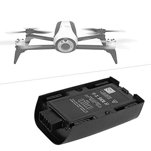 Parrot Bebop 2 Drone/FPV Battery, 3100mAh Drone Battery, Mayor capacidad de la batería, Mayor duración de la batería (Voltaje de carga 12.6V)