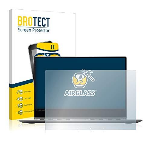 BROTECT Panzerglas Schutzfolie kompatibel mit Lenovo Yoga 910 - AirGlass, 9H Festigkeit, Anti-Fingerprint, HD-Clear