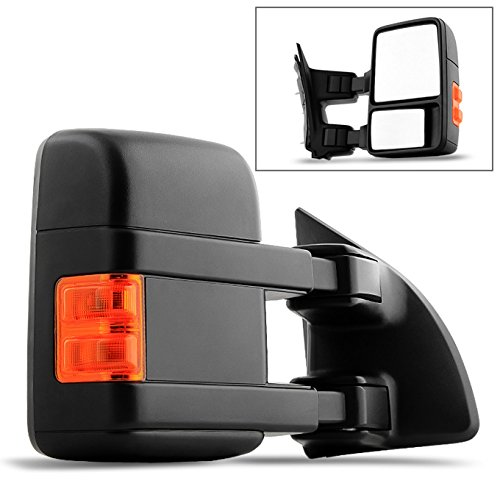 08 f250 towing mirrors - 2