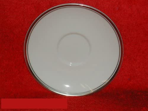 Royal Many popular Fees free!! brands Doulton Oxford Platinum Only #TC1227 Saucers