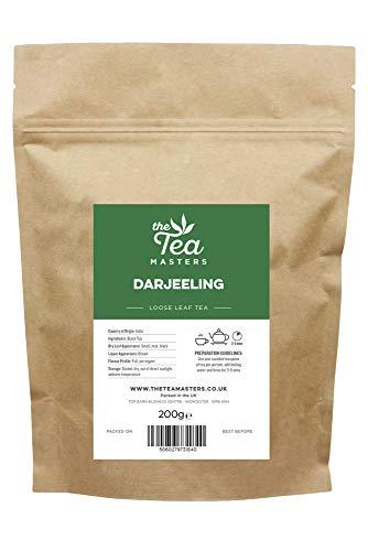 The Tea Masters Tè Foglie Sfuse Darjeeling 200g