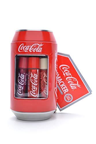 Lip Smacker Coca Cola Classic Tin 6Pcs Balsamo Labbra - 100 Gr