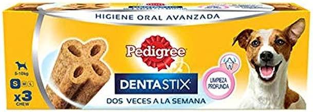 PEDIGREE Dentastix Dos Veces a la Semana Perros Pequeños 152 g ...