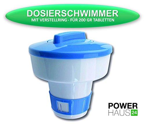 Dosierschwimmer 200gr Tabletten