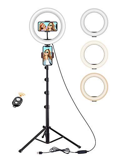 Ring Light, Techvilla 10