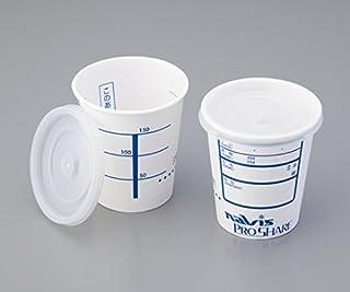 アズワン ナビス 【非課税】プロシェア検査用採尿コップ[CUP-205] 100 100個入 / 8-1642-01