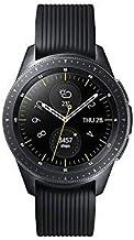 Samsung Galaxy Watch (42mm) Smartwatch (Bluetooth) Android/iOS Compatible -SM-R810 – Intenational Version -No Warranty … (...