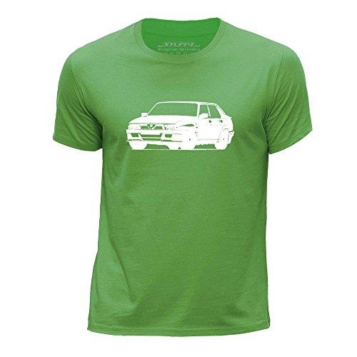 Stuff4 Jongens T-Shirt/Stencil Car Art / 75 Turbo Evo/Ronde hals Casual Korte mouw 100% Organisch Katoen