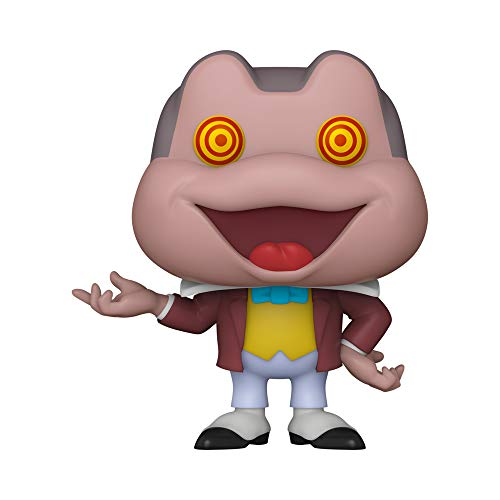 Funko Pop! Disney: Disney 65th - Mr. Toad with Spinning Eyes, 3.75 inches
