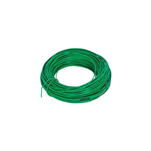 Ribiland - Lien fil acier plastifié, D. 1,6 mm, long 25 m - PRLIENF1625 - Ribiland