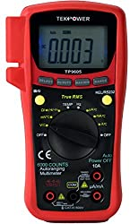 TekPower TP9605BT Auto Ranging Digital True RMS Smart Multimeter