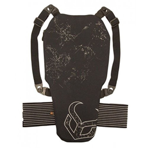 Demon Snow XD30 Armure Espalier, Noir, XL