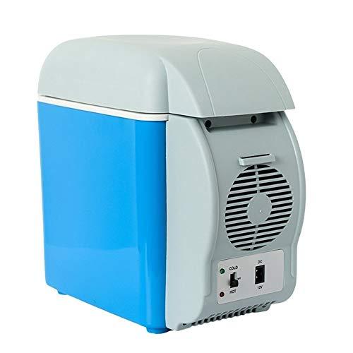 GAONAN Refrigerador portátil for coche Frigorífico 12V for el coche Auto 7.5L 12VDC Enfriador/Calentador for el carro Boat Party camping Enfriador de coche