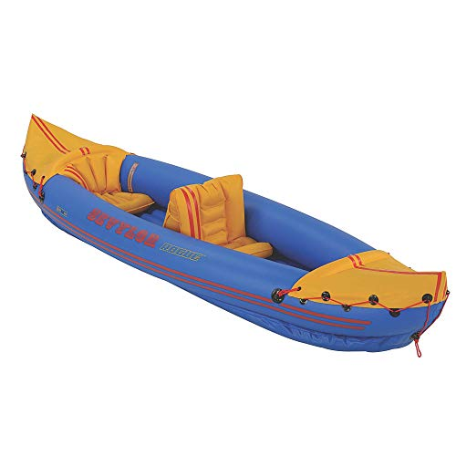 Inflatable Rogue 2-Person Kayak by Coleman Inflatable Sevylor Rogue 2-Person Kayak