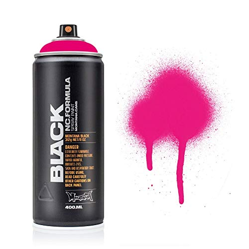 Montana BLACK Sprühdose INFRA COLORS 400ml infra pink