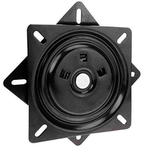 PrimeMatik - Manuelle rotierende drehteller 175x175mm und 100Kg Last. Plattform 90 Grad automatische Rückstellung