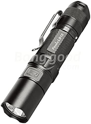 Mark8shop Fenix LD12CREE XP-G2(R5) 125Lumen LED Flashlight1x AA
