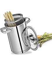 Küchenprofi KP2390502800 San Remo - Olla para pasta (acero inoxidable 18/8)
