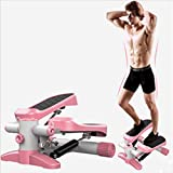 T-Day Stepper Fitness Mini Stepper Mini Stepper LED d'affichage Multi-Fonction Fitness Equipment Exercice Alpinisme Machine Pied Sport Retordeuse Taille Machine