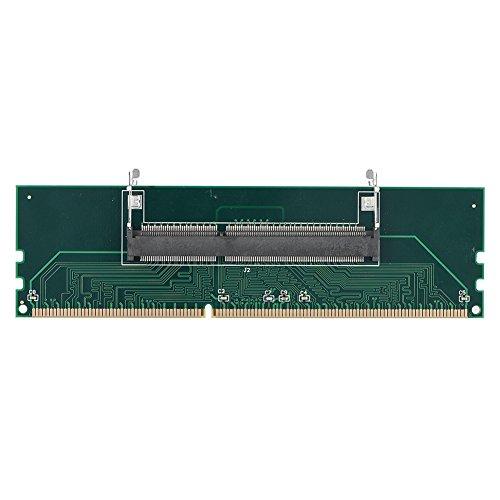 VBESTLIFE Laptop Memory zu Desktop Memory Interface Transfer Karte 200 zu 240P Convert Adapter Card