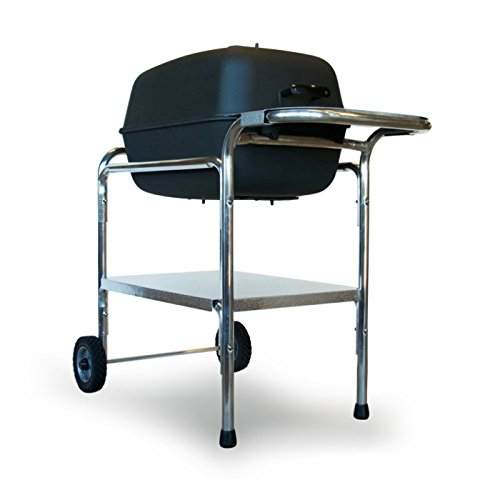 PK Grills PKO-GCAX-X PK Original Grill & Smoker Combination, Regular, Graphite