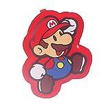 XIANGA super mario portafoglio Super Mario bambola bus card pacchetto Mario Louis portamonete permesso di lavoro portachiavi borsa ciondolo bagagli tag