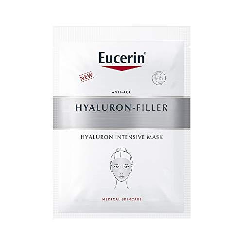 Mascarillas Hidratantes Faciales marca Eucerin