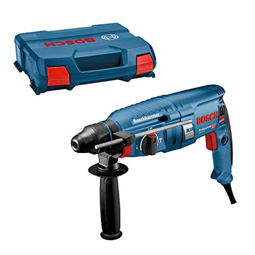 Bosch Professional Bohrhammer GBH 2-25 (790 Watt, SDS-Plus, Schlagenergie: 2,5 J, im L-Case)
