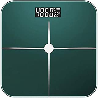 Báscula electrónica precisa, báscula corporal, báscula de salud, báscula doméstica de dormitorio femenino de alta precisión-green||01