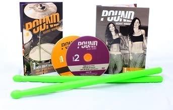 Pound Rockout Workout Album 1: Sweat. Sculpt. Rock.