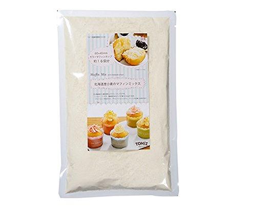 北海道産小麦のマフィンミックス / 400g TOMIZ/cuoca(富澤商店)