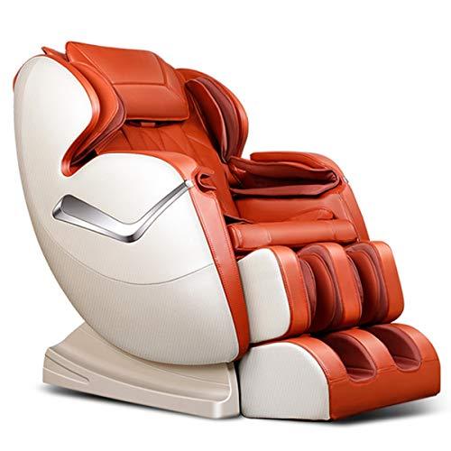 Shiatsu 3D massagestoel, massagestoel met zwaartekrachtpositie, relaxfauteuil, automatische massage