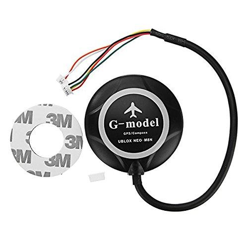MYAMIA Apm².6 2.8 GPS Modul Hochpräzise Ublox Neo-M8N GPS-Geräte mit Elektronischen Kompass Pixhawk