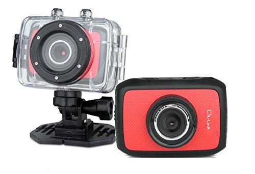 Procam Sport Extreme Action Cam 12MP Full HD Camcorder Kamera Pro Swiss Go Mod. Panther-A Schuss/Stürzen und wasserfest.