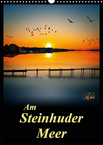 Am Steinhuder Meer/Planer (Wandkalender 2021 DIN A3 hoch)