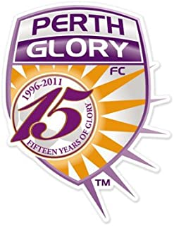 Perth Glory - Australia Football Soccer Futbol - Car Sticker - 5
