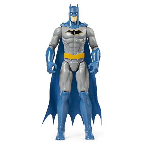 Batman 6056689 30,5 cm Rebirth Blue Action-Figur, Mehrfarbig