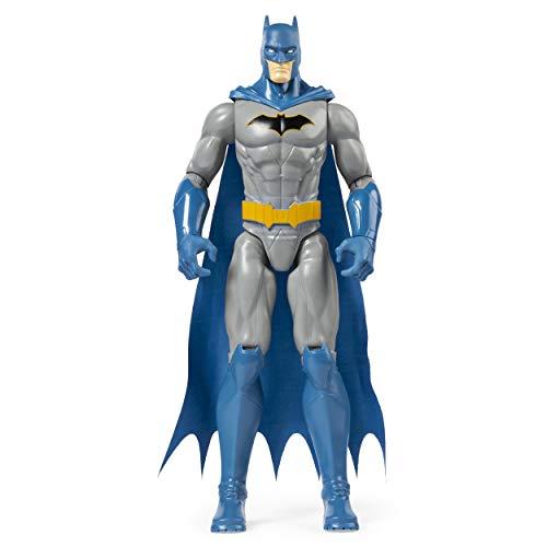 Batman 6056689 30,5 cm Rebirth Blue Action-Figur, Mehrfarbig