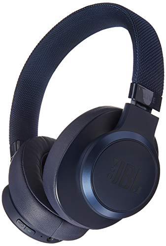 JBL Live 500BT auricolare per telefono cellulare Stereofonico Padiglione auricolare Blu