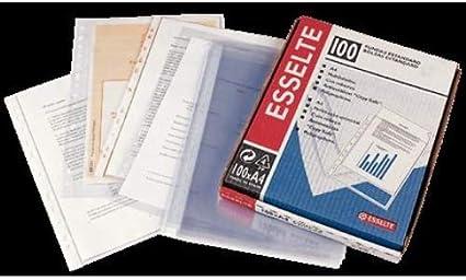 Portadocumentos Plastico A4,Carpetas Plastico Peque/ñas,Fundas Pl/ástico Folio,Fundas para Documentos A4,Carpeta Portafolios A4,Carpetas Plastico Transparentes A4(20pcs)
