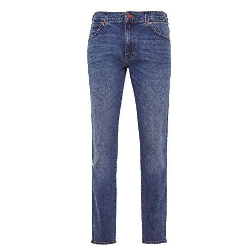 Wrangler Larston Jeans, Blu Goods, 40W / 34L Uomo