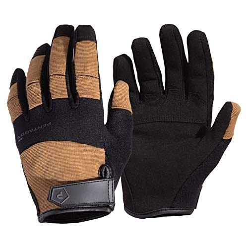 PENTAGON Gants Tactique Mongoose Coyote