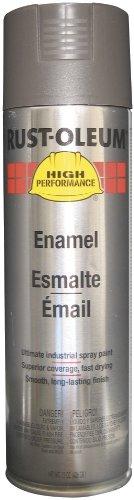 Rust-Oleum 209565 V2100 System Enamel Spray Paint, 15-Ounce, Anodized Bronze