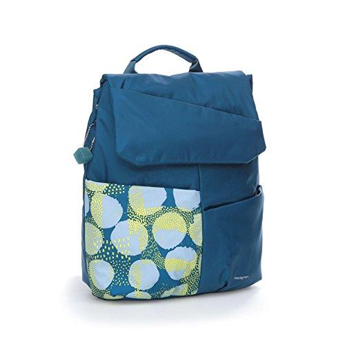 Hedgren Pelvic-2 Way Backpack, Spots Blue, One Size