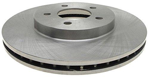 ACDelco Silver 18A1707A Front Disc Brake Rotor